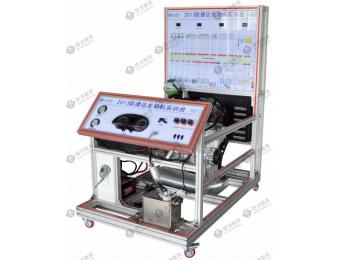 大众捷达1.4T电控汽油发动机实训台