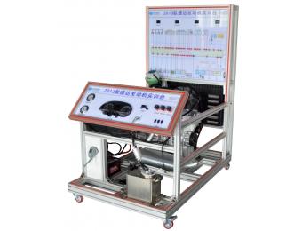 发动机实训台 大众捷达1.4T电控汽油发动机实训台